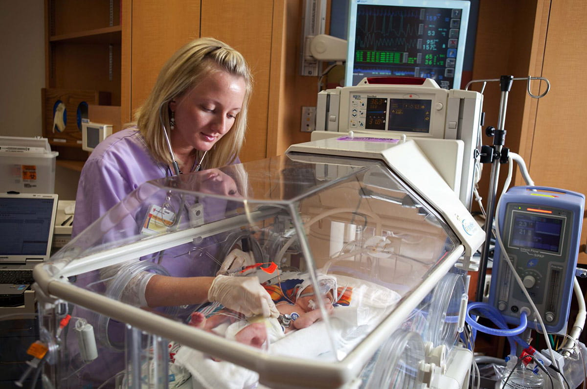Neonatal care at UH